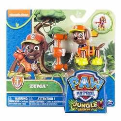 Figurine Zuma Sac à Dos Paw Patrol Jungle Rescue