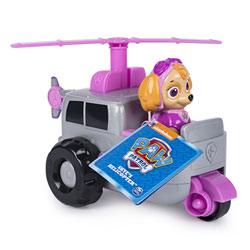Pat'Patrouille véhicule hélicoptère Stella