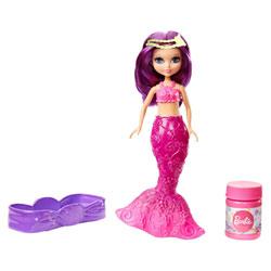 Barbie Dreamtopia Petites sirènes à bulles violet