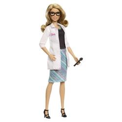 Barbie métiers de rêve Ophtalmologiste