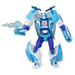 Transformers RID deluxe Warrior BLURR