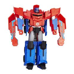 Transformers RID Hyper Flip Optimus prime