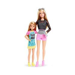 Barbie et sa soeur Stacie