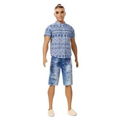 Ken Fashionistas n°13 short en jean