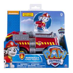 Pat'Patrouille-Camion de pompier Marcus