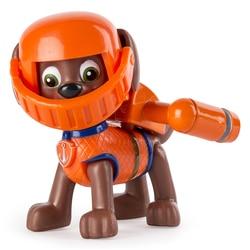Pat'patrouille-Figurine sac à dos Zuma Mission Quest