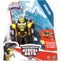 Transformers-Rescue Bots 2 en 1 Bumblebee