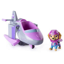 Pat'patrouille-Véhicule et figurine Sea Patrol Stella