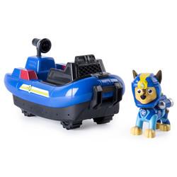 Pat'patrouille-Véhicule et figurine Sea Patrol Chase