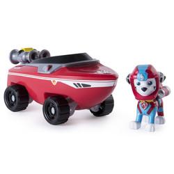 Pat'patrouille-Véhicule et figurine Sea Patrol Marcus