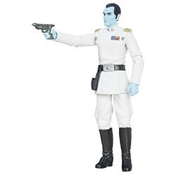 Star Wars-Figurine Black Series grand Amiral Thrawn 15 cm