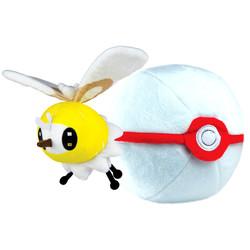 Pokémon-Peluche Zip Bombydou