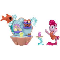 My Little Pony-Aqua-scène sirène Pinkie Pie