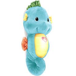 Petit Hippo lampe bleue