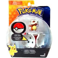 Pokemon-Pokéball Cubone