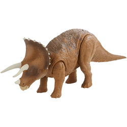 Jurassic World-Dinosaure sonore Triceratops 15 cm