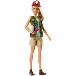 Barbie métiers de rêve paléontologue