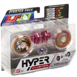 Coffret de démarrage Yoyo Hyper Cluster vitesse/contrôle B