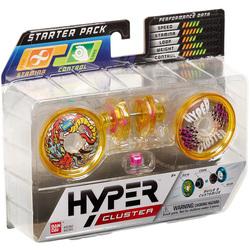 Coffret de démarrage Yoyo Hyper Cluster endurance/contrôle A