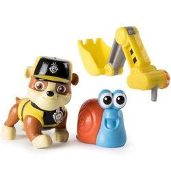Pat'Patrouille- Figurine Sac à Dos Rubble Sea Patrol