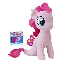 My little pony - Peluche Pinkie Pie sirène