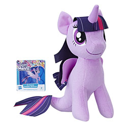 My little pony - Peluche Twilight Sparkle sirène