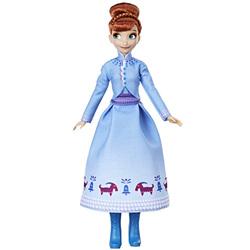 Reine des Neiges-Poupée Joyeuses Fêtes avec Olaf Anna