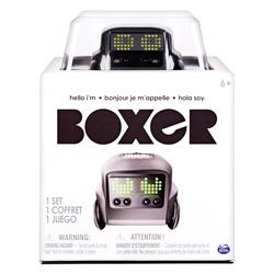 Robot Boxer noir