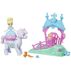 Mini poupée Cendrillon Balade en poney - Disney Princesses