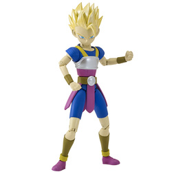 Figurine Dragon Ball Super Saiyan Cabba