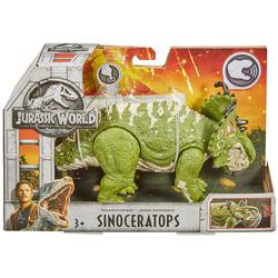 Jurassic World-Dinosaure sonore Sinoceratops 15 cm