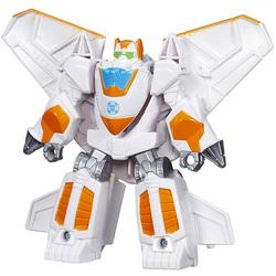 Transformers-Rescue Bots 2 en 1 Blades le robot aérien