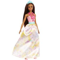 Barbie Dreamtopia-Princesse bonbons brune