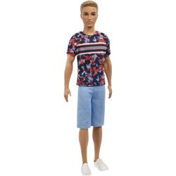 Ken Fashionistas n°118 short en jean