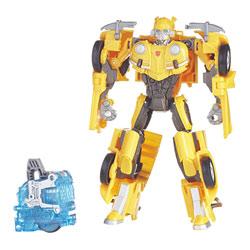Transformers 6-Figurine Nitro Series Bumblebee 18 cm