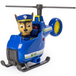 Pat'Patrouille-Mini véhicule avec figurine Chase Ultimate Rescue