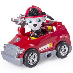 Pat'Patrouille-Mini véhicule avec figurine Marcus Ultimate Rescue