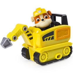 Pat'Patrouille-Mini véhicule avec figurine Ruben Ultimate Rescue