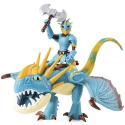 Dragon 3-Dragon Tempête et figurine d'Astrid