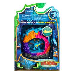 Dragon 3-Pack tanière avec un dragon Tempête