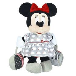 Peluche d'activité Minnie