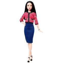 Barbie-Poupée Célébration 60 ans politicienne