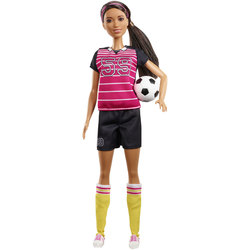 Barbie-Poupée Célébration 60 ans footballeuse