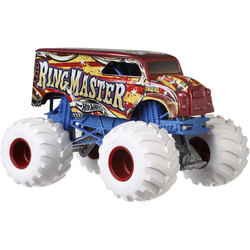 Hot Wheels-Monster Trucks Ring Master 1/24 ème
