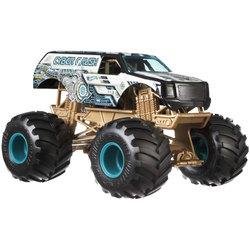 Hot Wheels-Monster Trucks Cyber Crush 1/24 ème