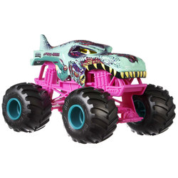 Hot Wheels-Monster Trucks Zombie-Wrex 1/24 ème