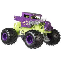 Hot Wheels-Monster Trucks Bone Shaker violet 1/24 ème
