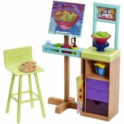 Barbie-Studio d'artiste