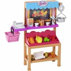 Barbie stand de fruits et légumes