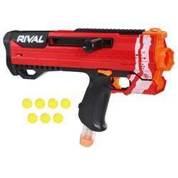 Nerf-Pistolet Nerf Rival Helios XVIII-700 Rouge et billes en mousse Nerf Rival